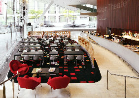 Prelude Café and Bar Curated by Nespresso at Alice Tully Hall
